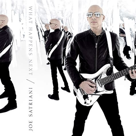 Joe Is Back With A New Album In Stores April 24th by Joe Satriani Announces New Album G3 Tour For 2018 The