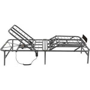 Adjustable Bed Frames Canada Pragmatic Adjustable Bed Frame And Foot