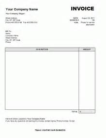 invoice template for openoffice invoice template