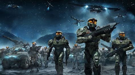 wallpaper halo wars video games  uhd  picture