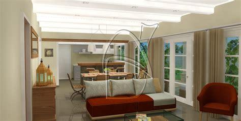 arquitectura digital decoracion living comedor