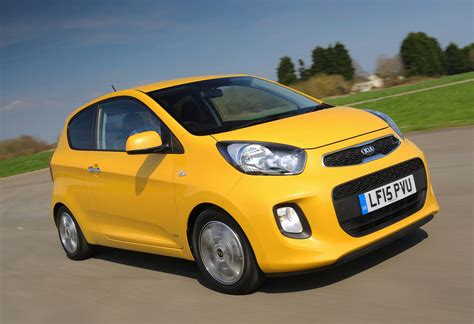 How Much Is A Kia Picanto Kia Picanto Hatchback 2011 2017 Running Costs Parkers