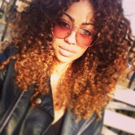 images of curly hair ombre curly ombre hair makeup pinterest
