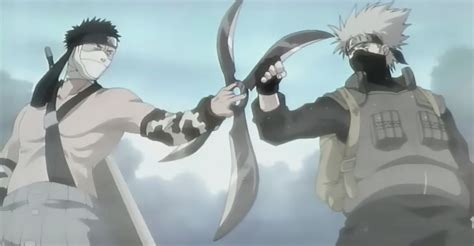 film naruto kakashi vs zabuza zabuza and kakashi vs kakuzu and hidan