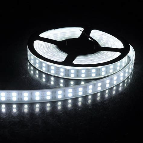 Bright Led Light Strips 5m 300 600 Leds 3528 5050 5630 Led Lights Bright Waterproof Ebay