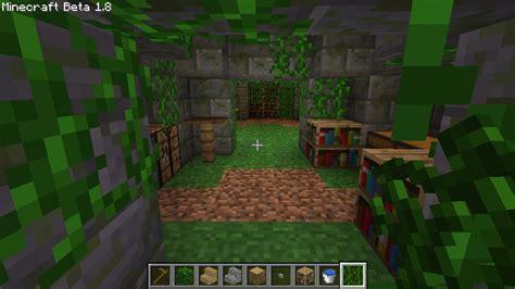 dagobah yoda s hut minecraft project