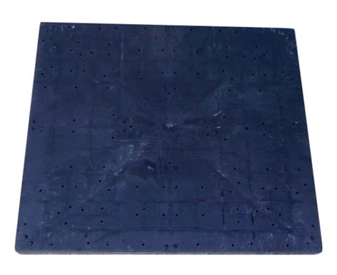 pier pad for mobile home manufactured housing