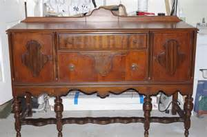 Vintage Buffet Tables Sideboard Diy Antiques Antiques Shabby