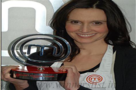 celebrity winners list celebrity masterchef uk winners list of all seasons