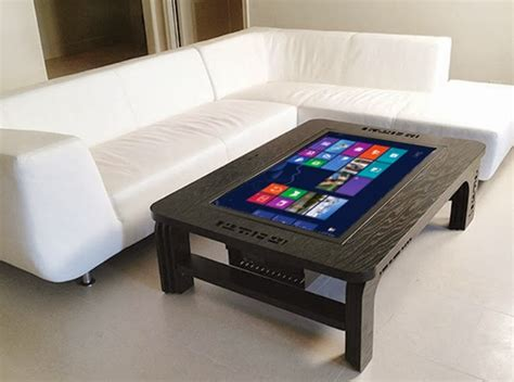 Smart Table by Smart Table With Touchscreen Hi Tech Table Xcitefun Net