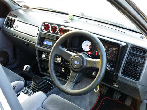 Ford Rs Cosworth Interior by Passionford Ford Focus Rs Forum Discussion