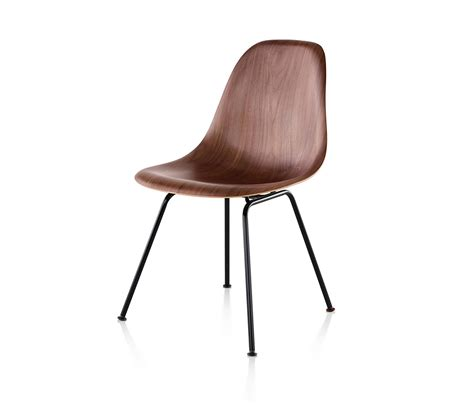 Eames Bistro Table Eames Molded Wood Side Chair Wire Base Herman Miller Vulcanlyric