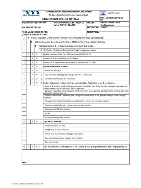 factory acceptance test plan template awesome factory acceptance test template ideas exle