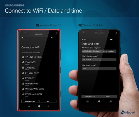 mobile windows 8 1 in pictures comparing windows phone 8 1 and windows 10