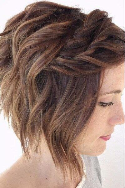 Wedding Hairstyles For Inverted Bob by Best 25 Wavy Inverted Bob Ideas On