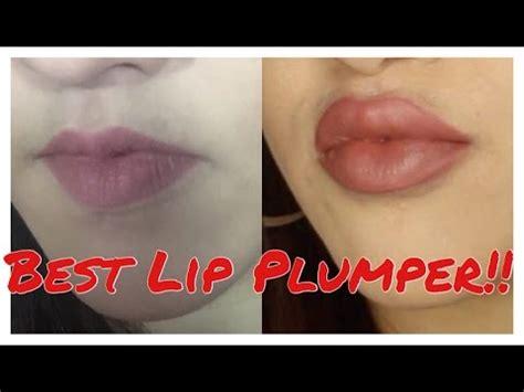 best lip plumper best lip plumper candylipz review and demo