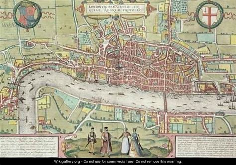 copyright free maps for commercial use map of from civitates orbis terrarum 2 after