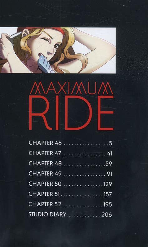 maximum ride the maximum ride the manga8 by patterson