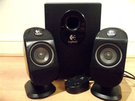 Sale Spiker Fleco Remot logitech computer speakers with remote for sale in raheny dublin from shamrock76