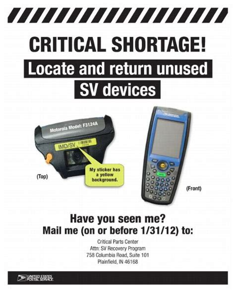 Usps Help Desk Number by Postal Service Missing Thousands Of Scanners Boing Boing