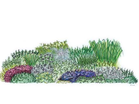 herb garden plan herb garden design plan hgtv