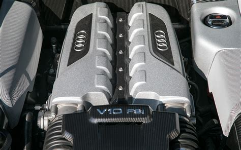 2014 audi r8 v10 plus engine photo 8