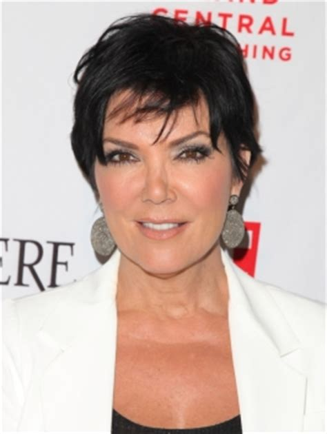 what is kris jenner hair color chris jenner haircut short hairstyle 2013