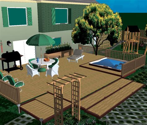 home design 3d outdoor and garden tutorial total 3d home landscape deck premium individual software