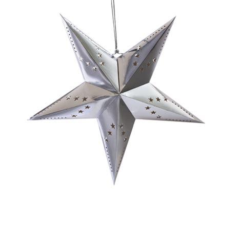 Etoile Decoration by Etoile De D 233 Coration Argent 233 E 60 Cm Skylantern Fr