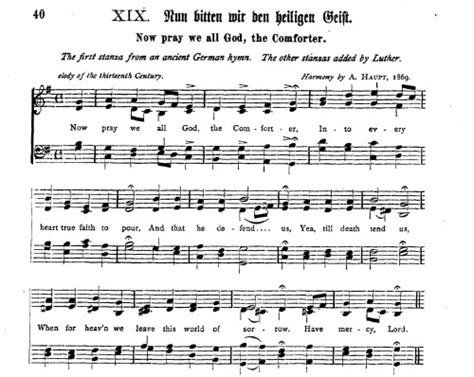 wann bist du geboren the hymns of martin luther library of liberty
