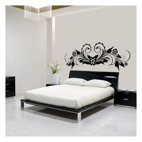 decorative headboard vinyl decorative floral headboard i