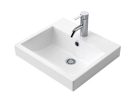 Inset Vanity Basins by Liano Nexus Inset Vanity Basin White Cooks Plumbing
