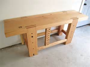 Work Bench Build Completed Roubo Workbench T R I A L Amp E R R O R
