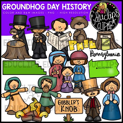 groundhog day 2018 groundhog day history welcome to educlips store