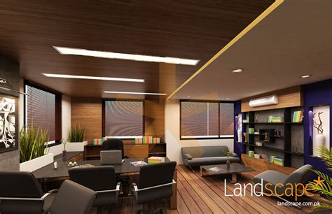 contemporary office interior design landscape pvt ltd