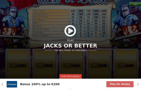 free jacks or better jacks or better free for pc mobile