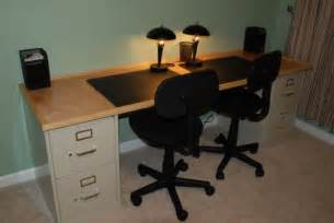 Build Cheap Desk by 187 How To Build A Or Single Desk On The Cheap