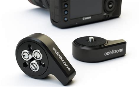 Edelkrone Quickrelease One Universal Release System edelkrone s quickreleaseone is a universal release solution for any tripod plate