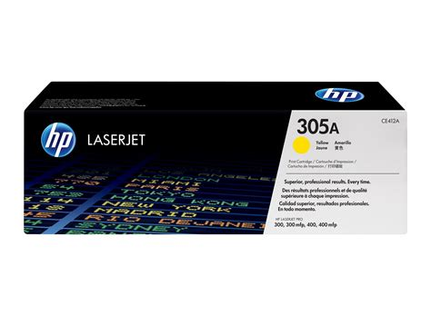 hp 305a yellow original laserjet toner cartridge hp store uk
