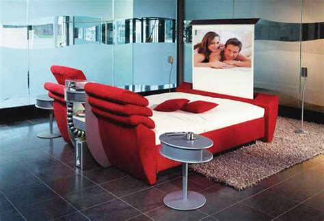 bed cinema 16 of the most cool modern beds you ll ever see