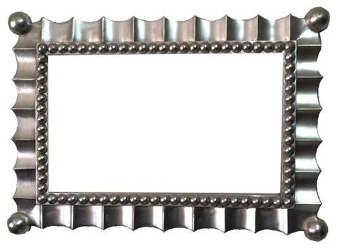 Decorative Picture Frames by 16x26 Rectangle Silver Mirror Frame Unique Modern Design