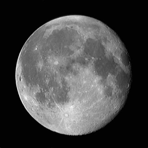 Moon L by Lloyd S Astronomy Pages