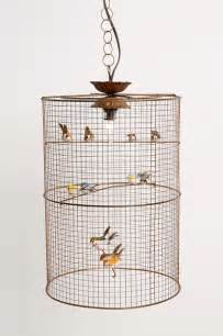birdcage ceiling light birdcage hanging l eclectic pendant lighting by