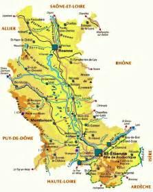Plan42 42 Loire Plan Voyages Cartes