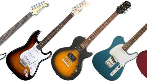 best electric guitar the best cheap electric guitars 200 gearank