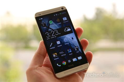 best smartphonr htc one review hardware front screen