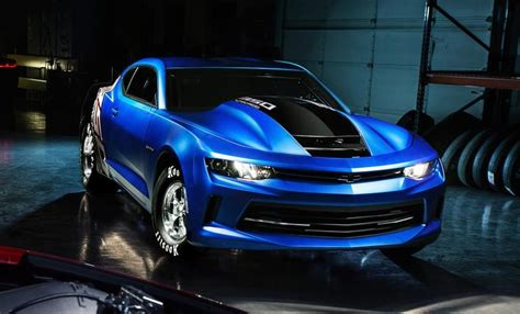 sema preview camaro ss drag race and copo