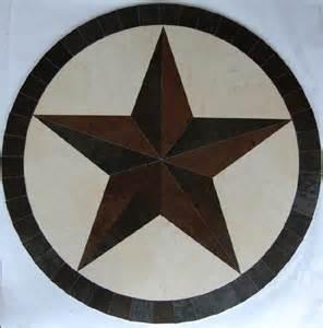 Hardwood Patio Set Texas Stars Texas Star Medallion