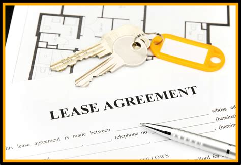 appartment lease understand your lease before signing it apartmentguide com