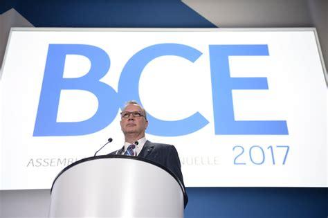 Bell Spender bce says spending on bell networks led to subscriber